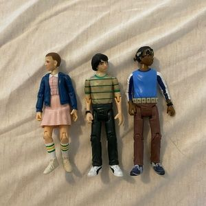 LIMITED ADDITION COLLECTABLE stranger things AFs